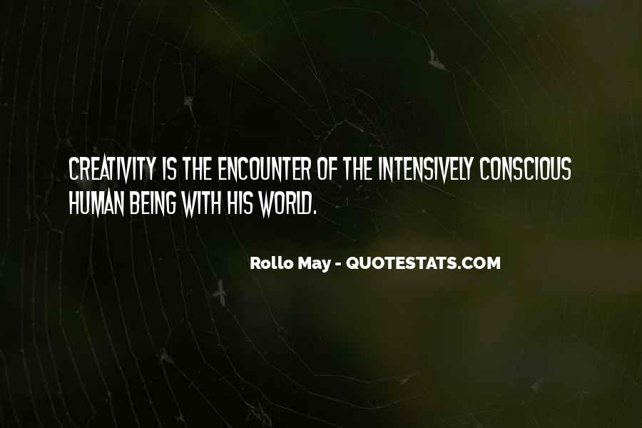 Rollo May Quotes #1399809