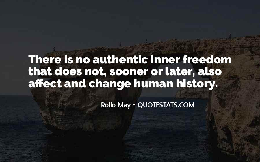 Rollo May Quotes #1685597