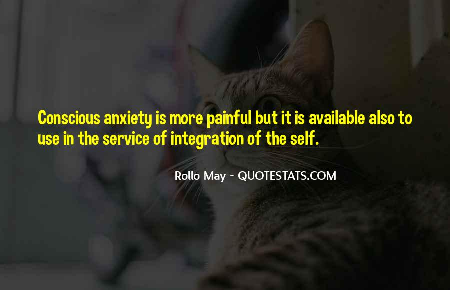 Rollo May Quotes #1713374