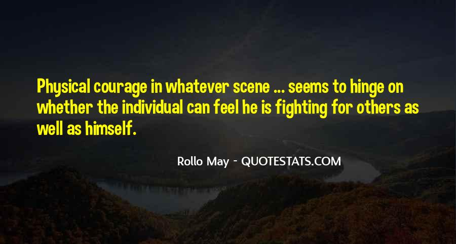 Rollo May Quotes #1751034