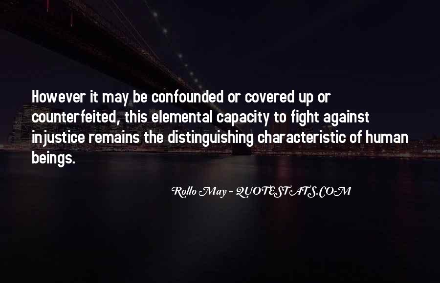 Rollo May Quotes #218685