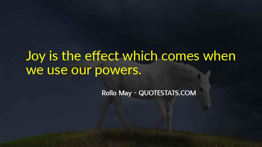 Rollo May Quotes #527152