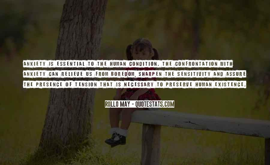 Rollo May Quotes #694717