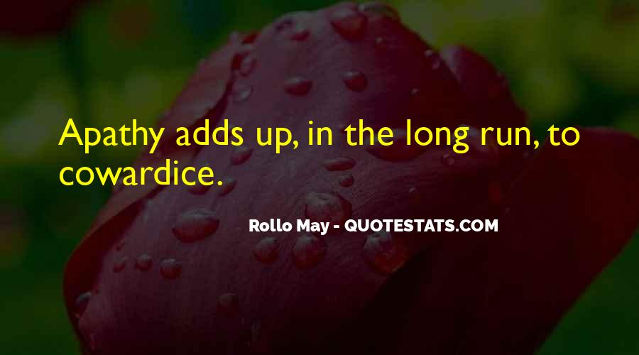 Rollo May Quotes #791404