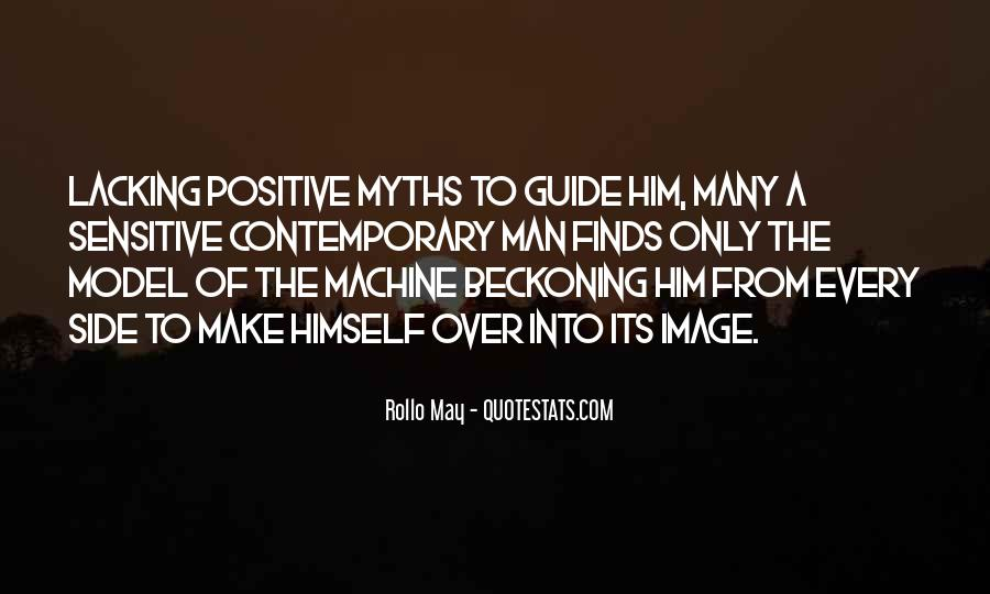 Rollo May Quotes #9031