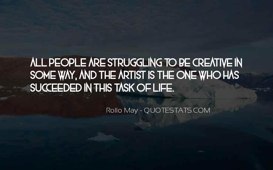 Rollo May Quotes #90431