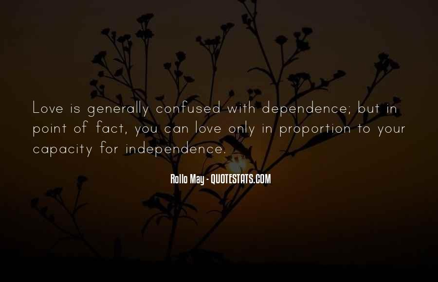 Rollo May Quotes #990413