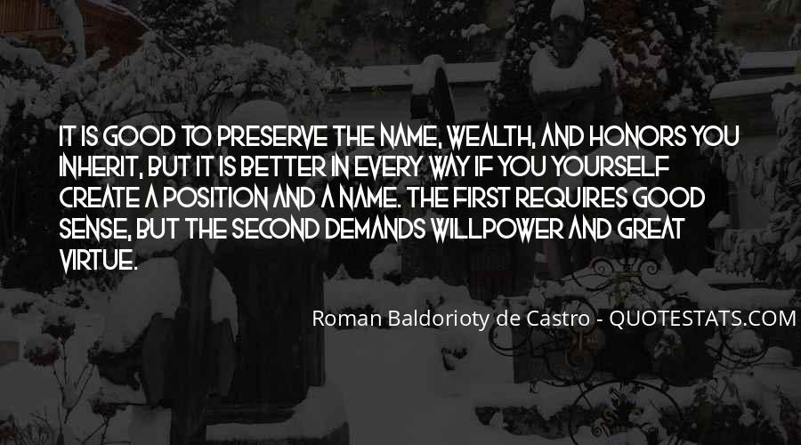 Roman Baldorioty De Castro Quotes #1407825