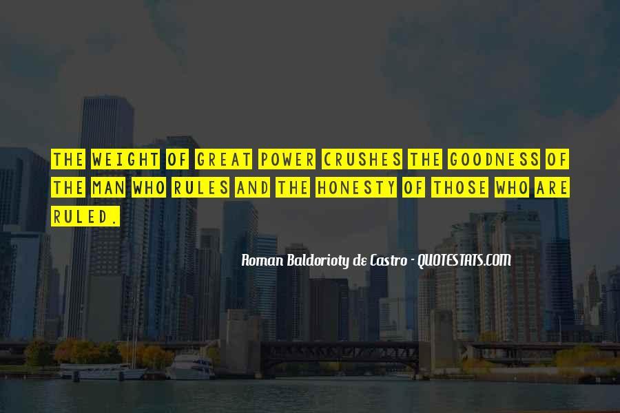 Roman Baldorioty De Castro Quotes #1563672