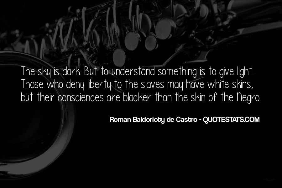 Roman Baldorioty De Castro Quotes #1722183