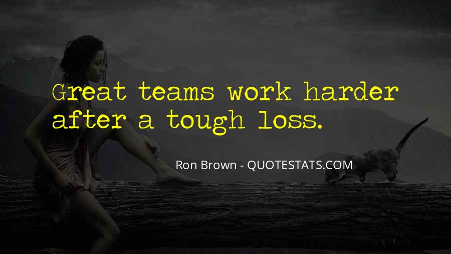 Ron Brown Quotes #1426359