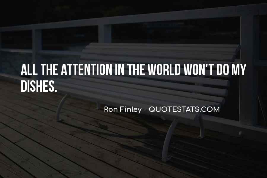 Ron Finley Quotes #1287310
