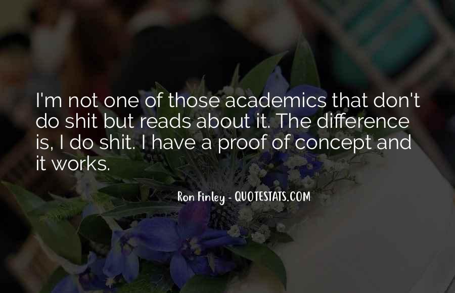 Ron Finley Quotes #822138