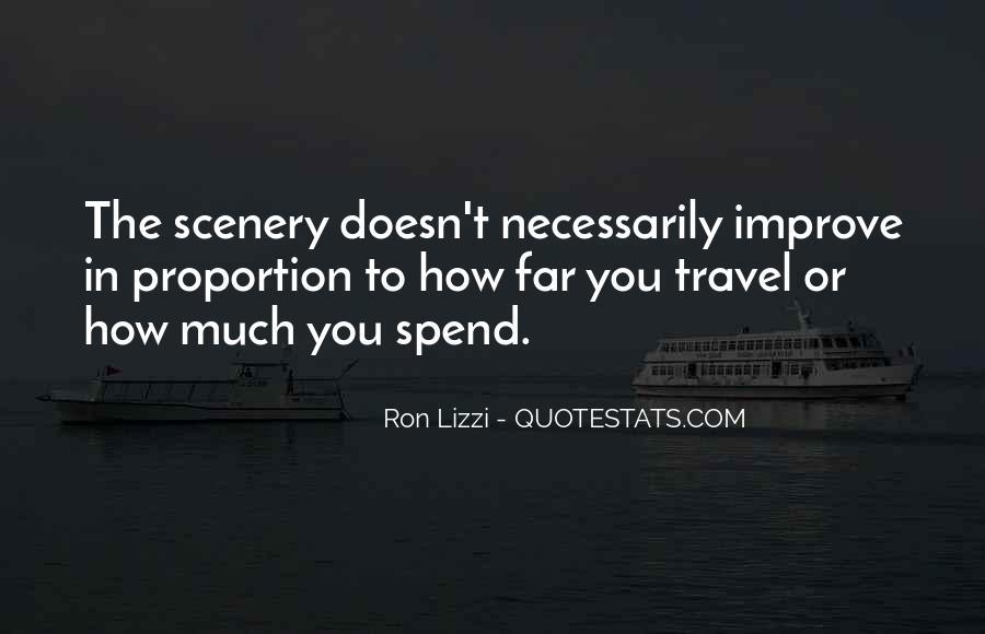 Ron Lizzi Quotes #1385643