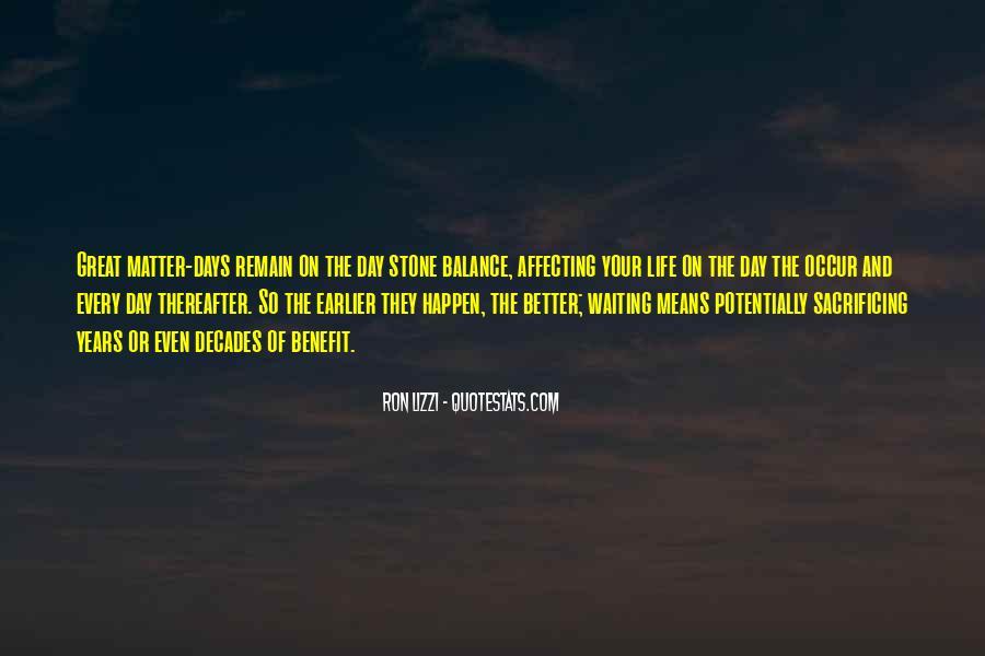 Ron Lizzi Quotes #241200