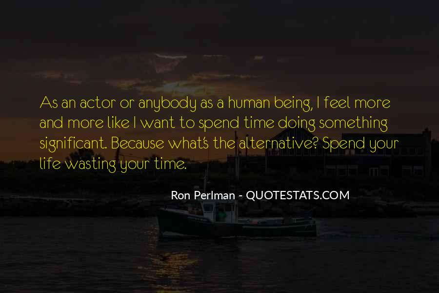 Ron Perlman Quotes #1086012