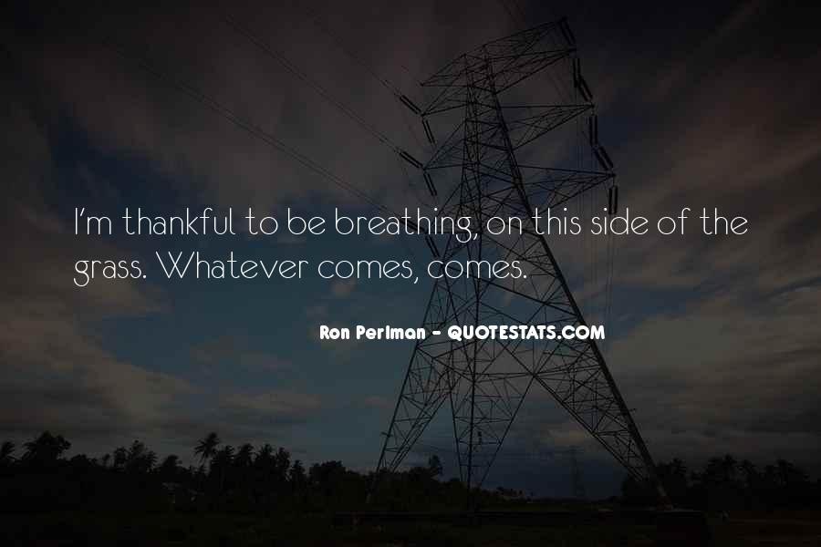Ron Perlman Quotes #1483723