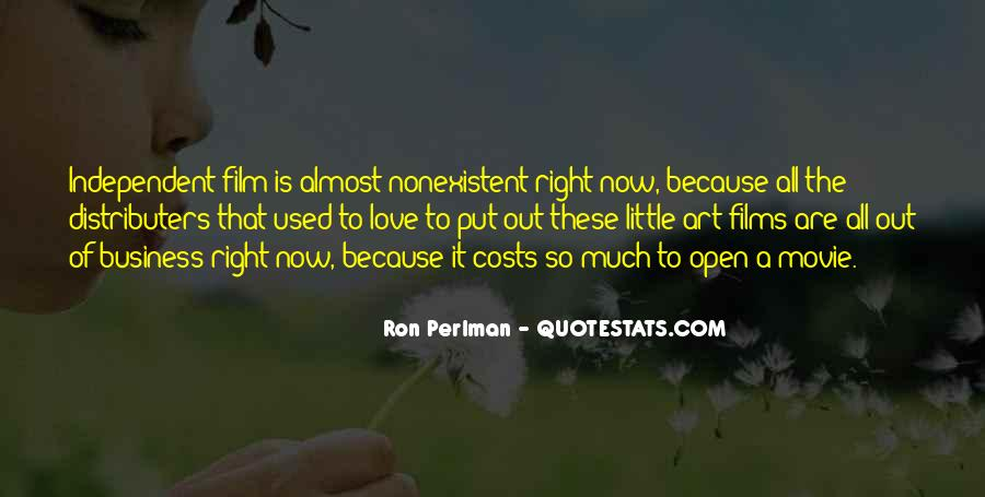 Ron Perlman Quotes #160354