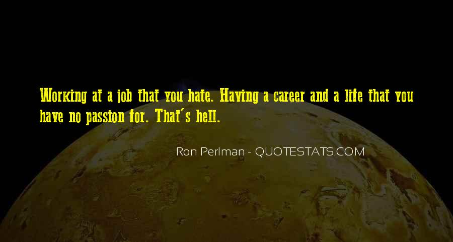 Ron Perlman Quotes #1804570
