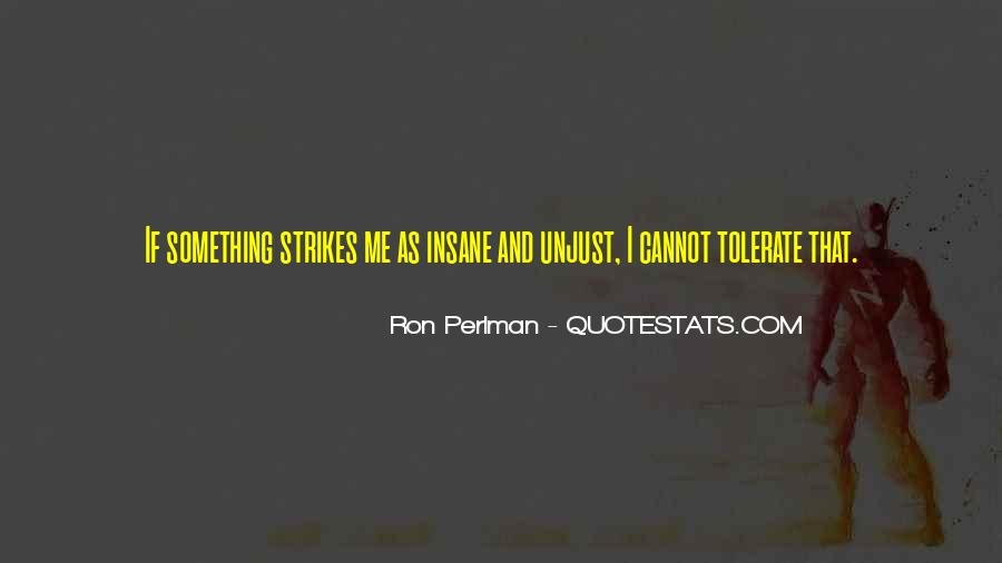 Ron Perlman Quotes #619560