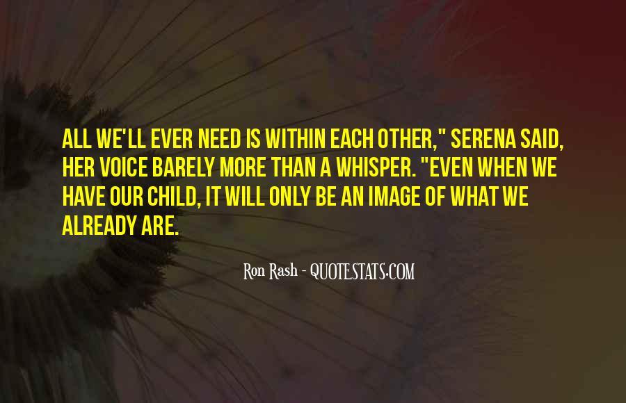 Ron Rash Quotes #1120788