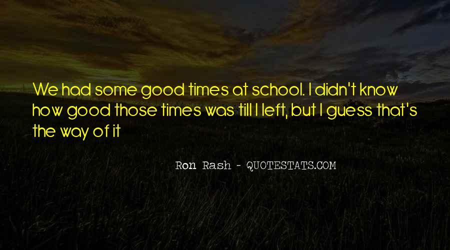 Ron Rash Quotes #1387252