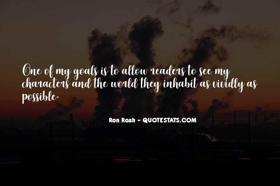 Ron Rash Quotes #1400245