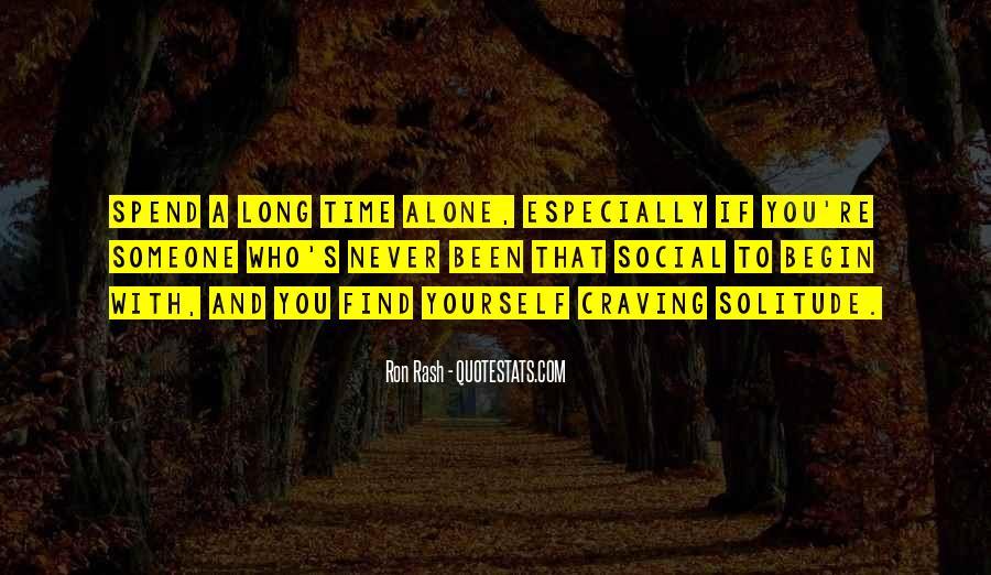 Ron Rash Quotes #141142