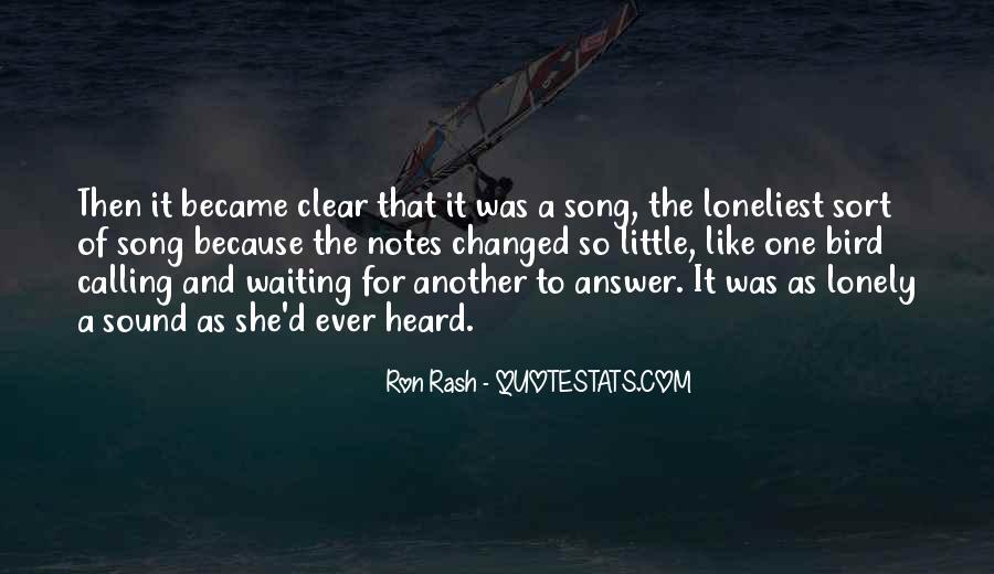 Ron Rash Quotes #1527507