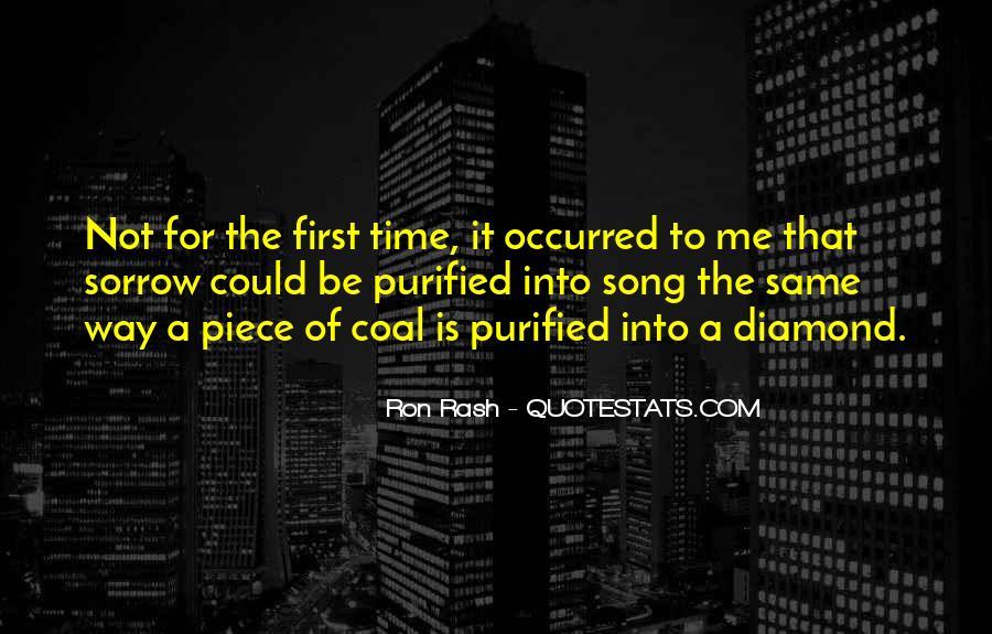 Ron Rash Quotes #1569148