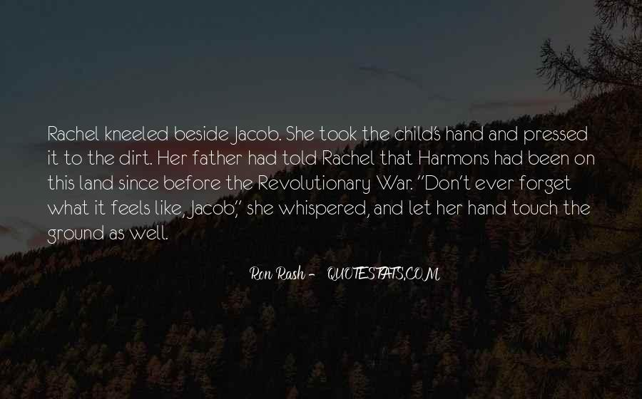 Ron Rash Quotes #15993