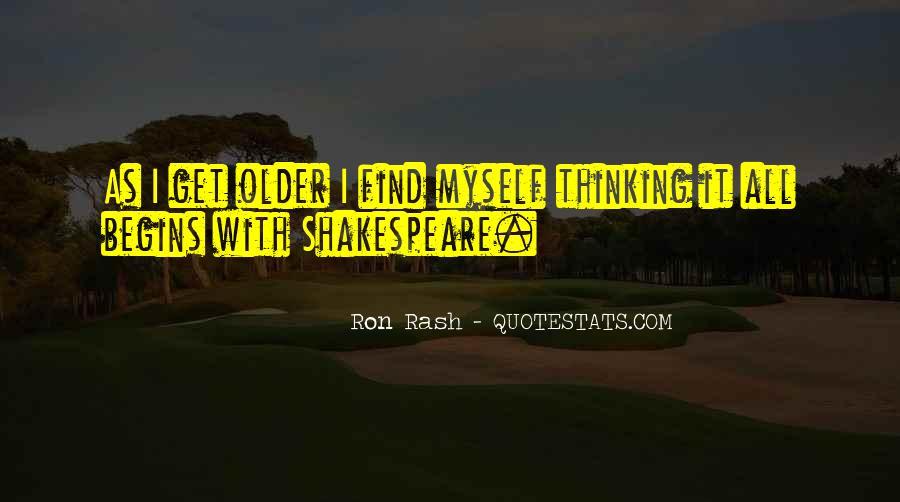 Ron Rash Quotes #1626382