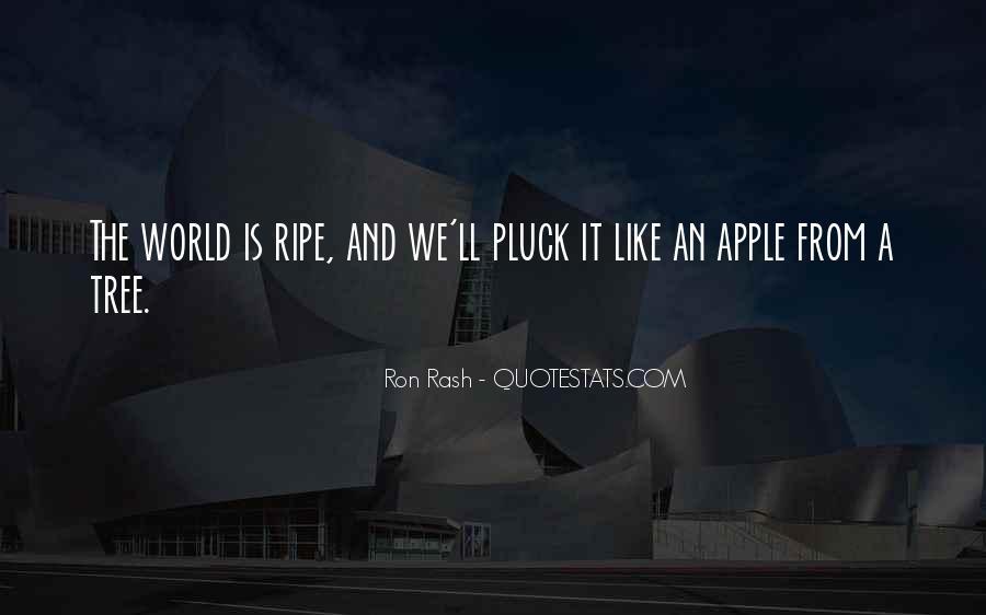 Ron Rash Quotes #1667157