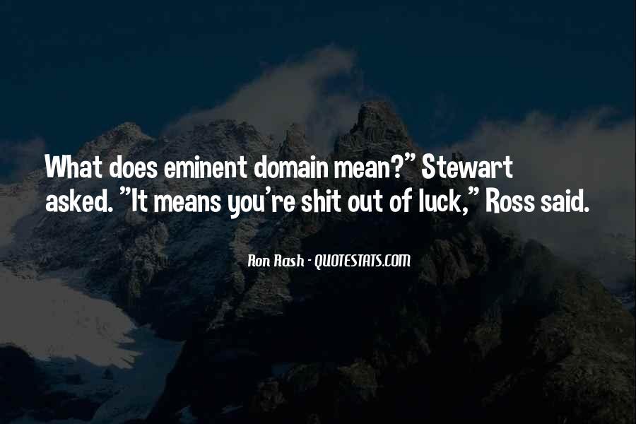 Ron Rash Quotes #1817851