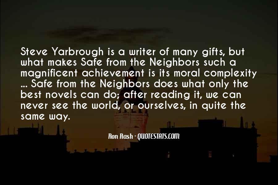 Ron Rash Quotes #332633