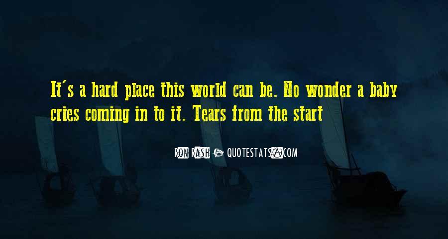 Ron Rash Quotes #358802