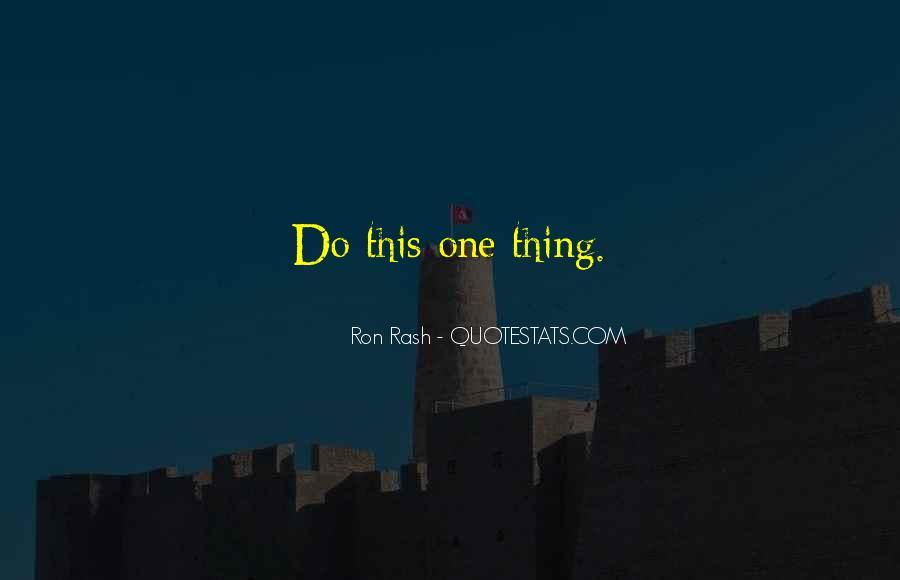 Ron Rash Quotes #437426