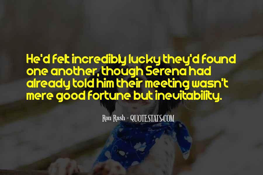 Ron Rash Quotes #463056