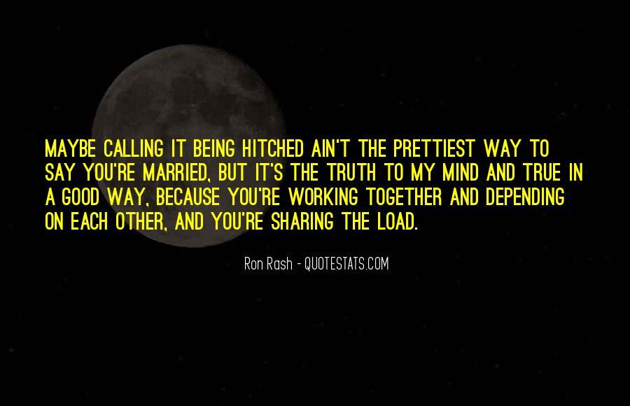 Ron Rash Quotes #626944