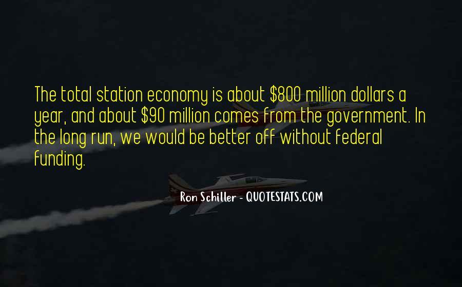 Ron Schiller Quotes #699285