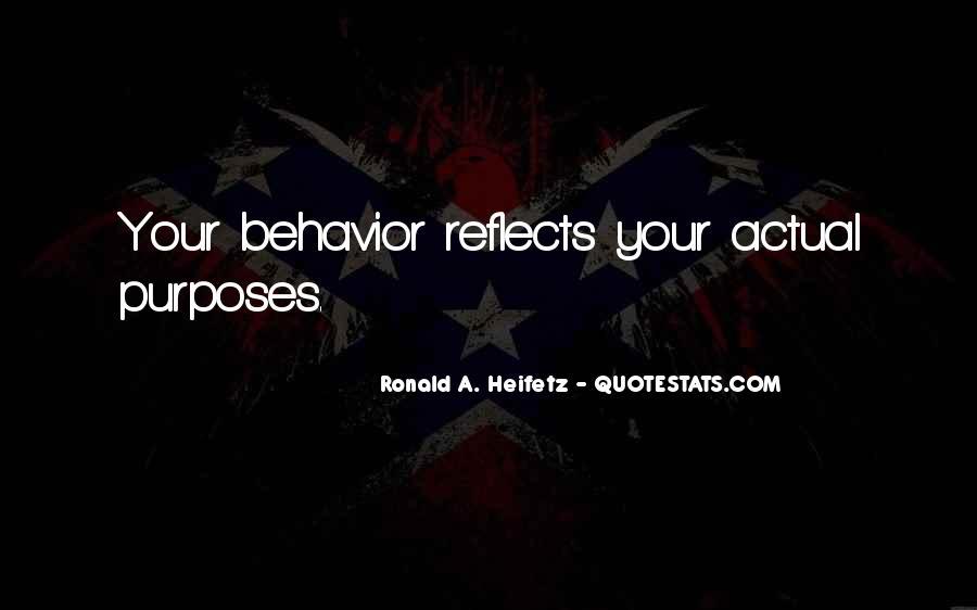 Ronald A. Heifetz Quotes #1759641