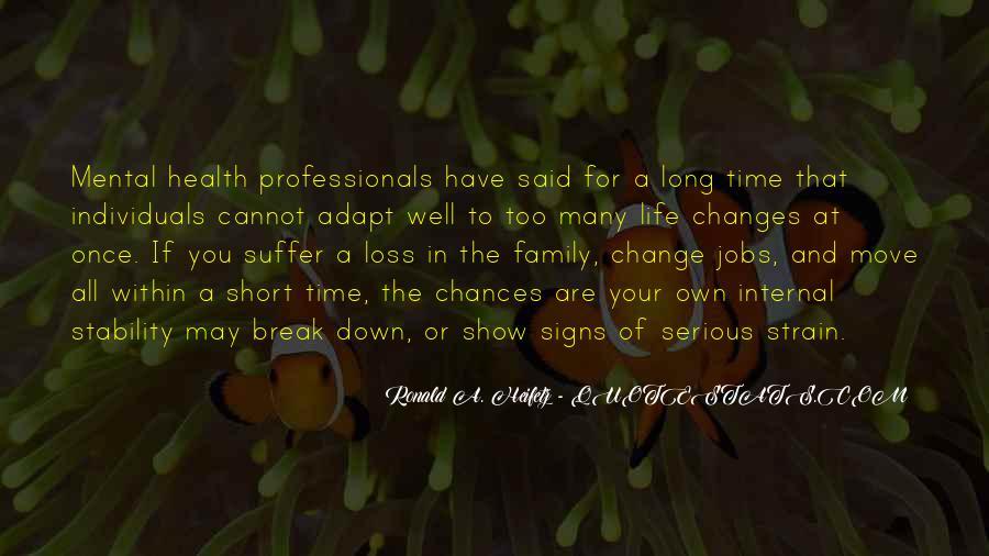 Ronald A. Heifetz Quotes #243304