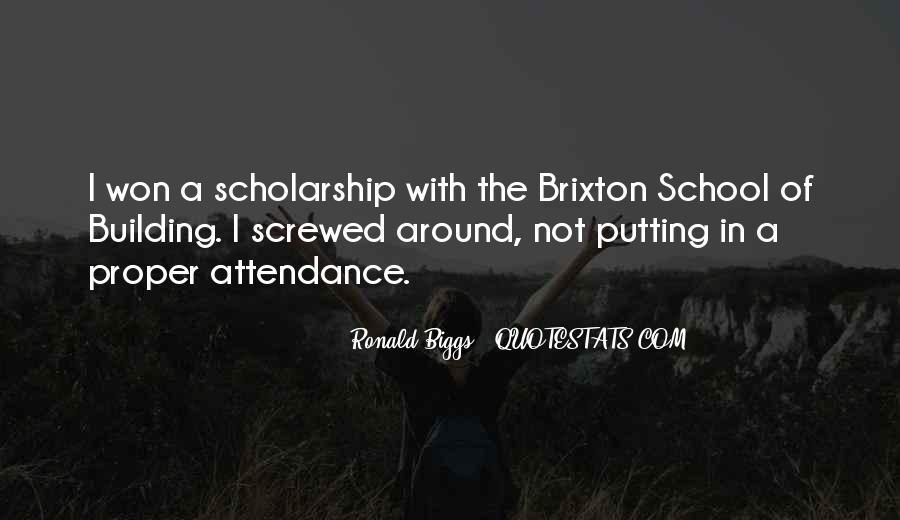 Ronald Biggs Quotes #1803999