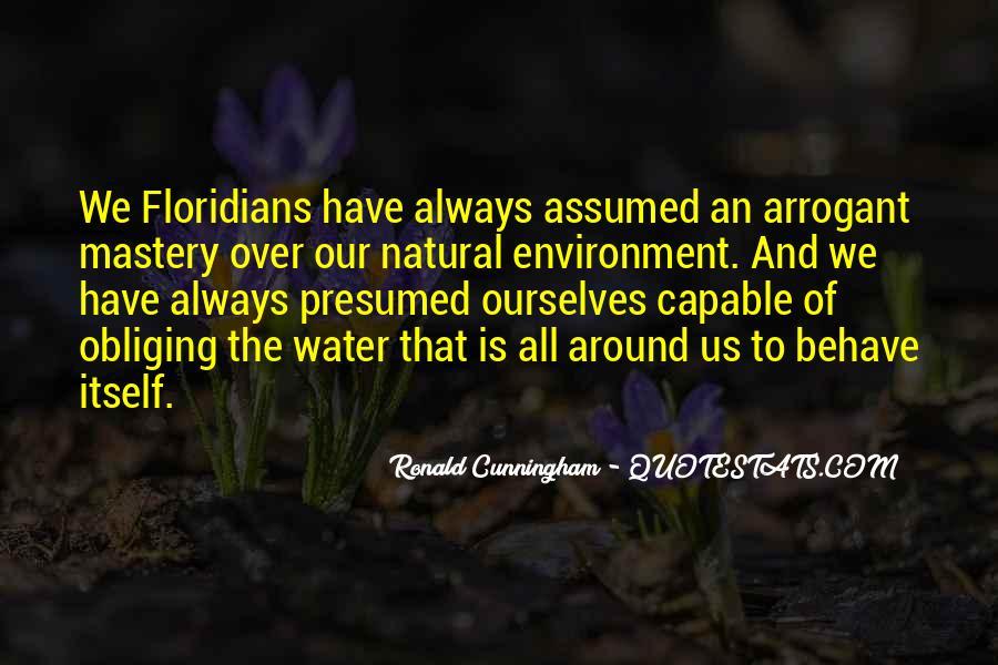 Ronald Cunningham Quotes #688434
