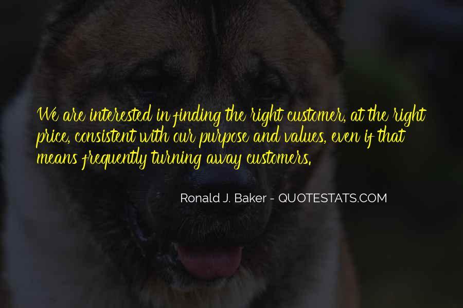 Ronald J. Baker Quotes #616516