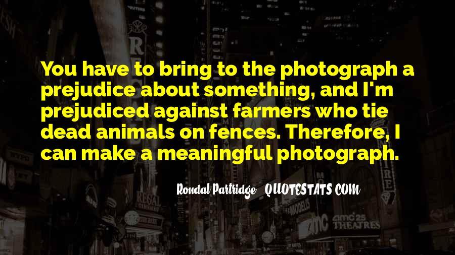 Rondal Partridge Quotes #98086