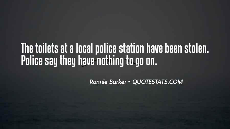 Ronnie Barker Quotes #608736