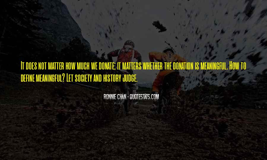 Ronnie Chan Quotes #1316180