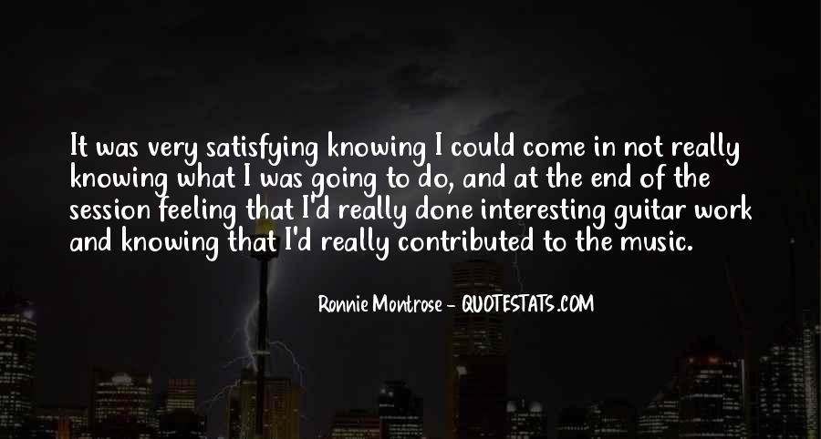 Ronnie Montrose Quotes #1553960