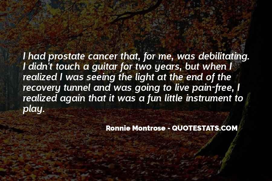 Ronnie Montrose Quotes #464496